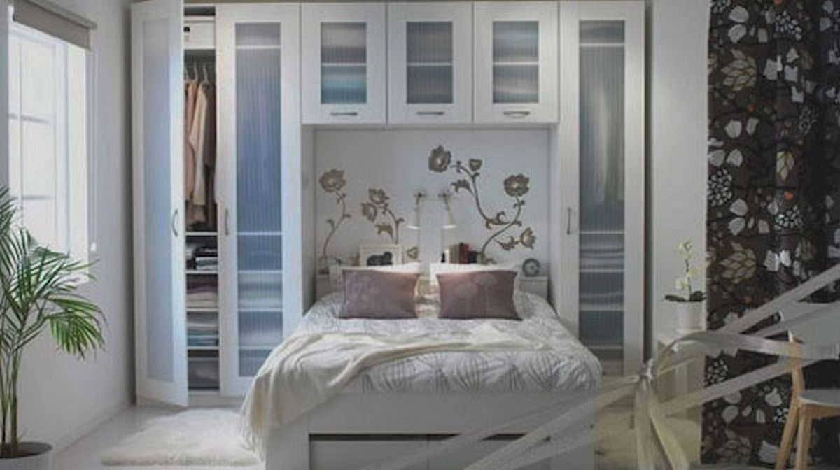 Bedroom Decorating Ideas for Rental Apartment Part 53