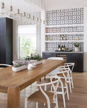 Best Modern Farmhouse Kitchen Coloring Ideas with Creative Farmhouse Kitchen Backsplashes and Colorful Kitchen Decorations Part 40