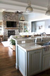 Best Open Kitchen Living And Dining Concepts Perfect For Modern And Traditional Interior Styles (51)