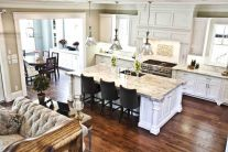Best Open Kitchen Living And Dining Concepts Perfect For Modern And Traditional Interior Styles (68)