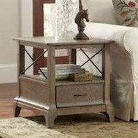 Creative Farmhouse Style Side Table Design Made From Scrap And Reclaimed Materials (50)