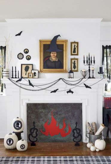 Creepy Halloween Wall Arts and Printables Part 21