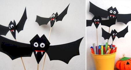 Cute Halloween party decorations for children Part 10