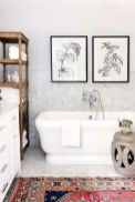 Easy Bathroom Makeover Inspirations with Cheap Decoration and Accessories Part 15