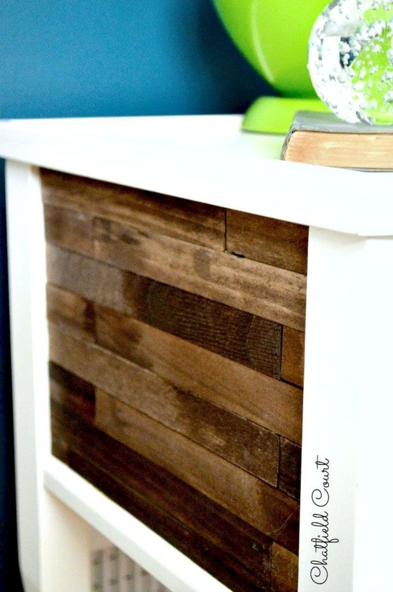 Easy tricks for Nightstand makeover ideas that will makeup the bedroom design Part 11