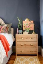 Easy tricks for Nightstand makeover ideas that will makeup the bedroom design Part 13