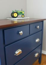 Easy tricks for Nightstand makeover ideas that will makeup the bedroom design Part 50