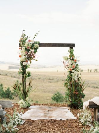 Fall wedding decoration idea with inspiring autumn decoration and fall flowers design Part 53