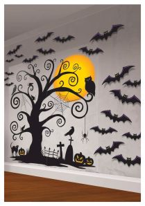 Inspiring Decoration Ideas of Halloween Cubical Office (12)