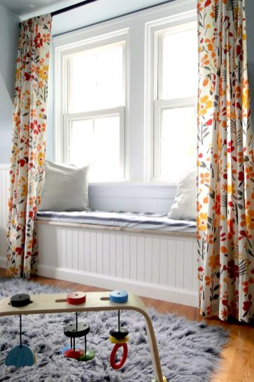 Inspiring Kids Room Design with Best Curtain Ideas Part 18