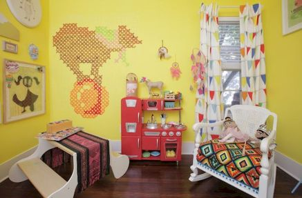 Inspiring Kids Room Design with Best Curtain Ideas Part 22