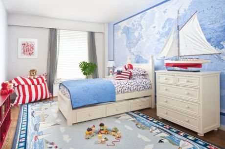 Inspiring Kids Room Design with Best Curtain Ideas Part 27