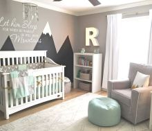 Modern Baby Nursery Rooms Ideas with Simple and Colorful Concepts with Pattern and Unique Baby Crib Design Part 49
