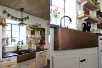 Modern Farmhouse Kitchens Inspirations Part 22