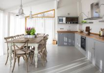 Modern Farmhouse Kitchens Inspirations Part 29
