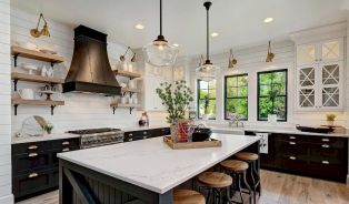 Modern Farmhouse Kitchens Inspirations Part 31