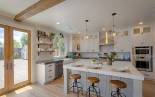 Modern Farmhouse Kitchens Inspirations Part 33