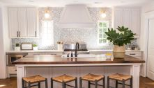 Modern Farmhouse Kitchens Inspirations Part 34