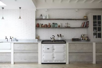 Modern Farmhouse Kitchens Inspirations Part 36