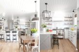 Modern Farmhouse Kitchens Inspirations Part 45