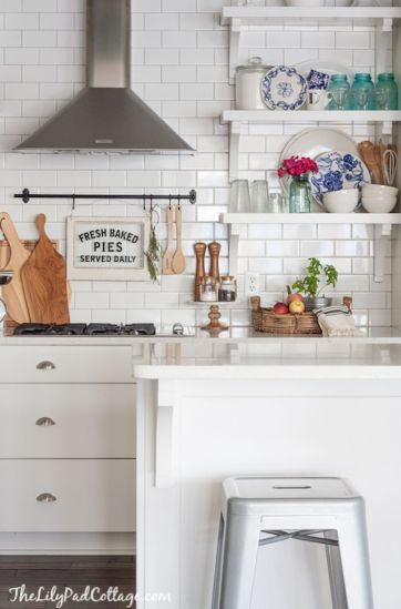 Modern Farmhouse Kitchens Inspirations Part 60