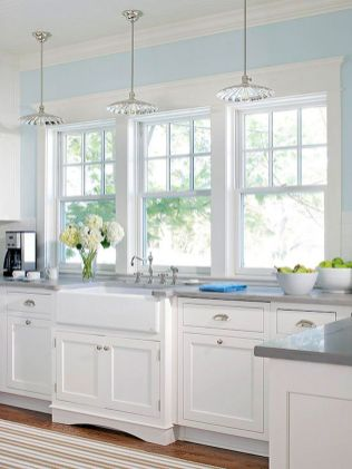 Modern Farmhouse Kitchens Inspirations Part 9