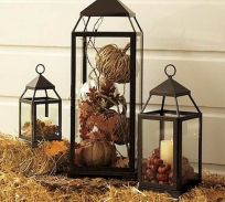 Mystical Halloween Lighting Ideas with Spellbinding candle and light string effect Part 28