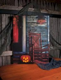Mystical Halloween Lighting Ideas with Spellbinding candle and light string effect Part 32