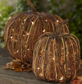 Mystical Halloween Lighting Ideas with Spellbinding candle and light string effect Part 36