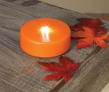 Mystical Halloween Lighting Ideas with Spellbinding candle and light string effect Part 38