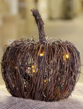 Mystical Halloween Lighting Ideas with Spellbinding candle and light string effect Part 8