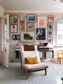Simple image and Arrangement Tips to Make your Own Gallery Wall Ideas Part 11
