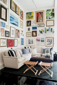 Simple image and Arrangement Tips to Make your Own Gallery Wall Ideas Part 13