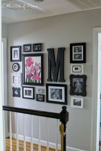 Simple image and Arrangement Tips to Make your Own Gallery Wall Ideas Part 20