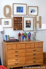 Simple image and Arrangement Tips to Make your Own Gallery Wall Ideas Part 38
