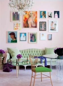Simple image and Arrangement Tips to Make your Own Gallery Wall Ideas Part 44