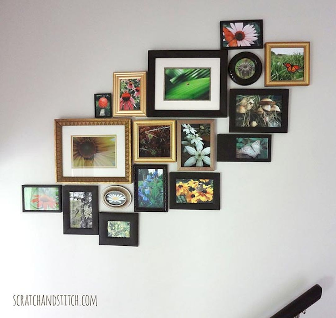 Simple image and Arrangement Tips to Make your Own Gallery Wall Ideas Part 61