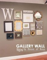 Simple image and Arrangement Tips to Make your Own Gallery Wall Ideas Part 66