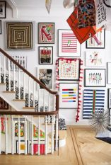 Simple image and Arrangement Tips to Make your Own Gallery Wall Ideas Part 8