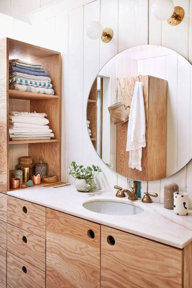Small bathroom organization Ideas that will add more spaces during relaxation Part 21