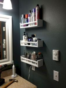 Small bathroom organization Ideas that will add more spaces during relaxation Part 27