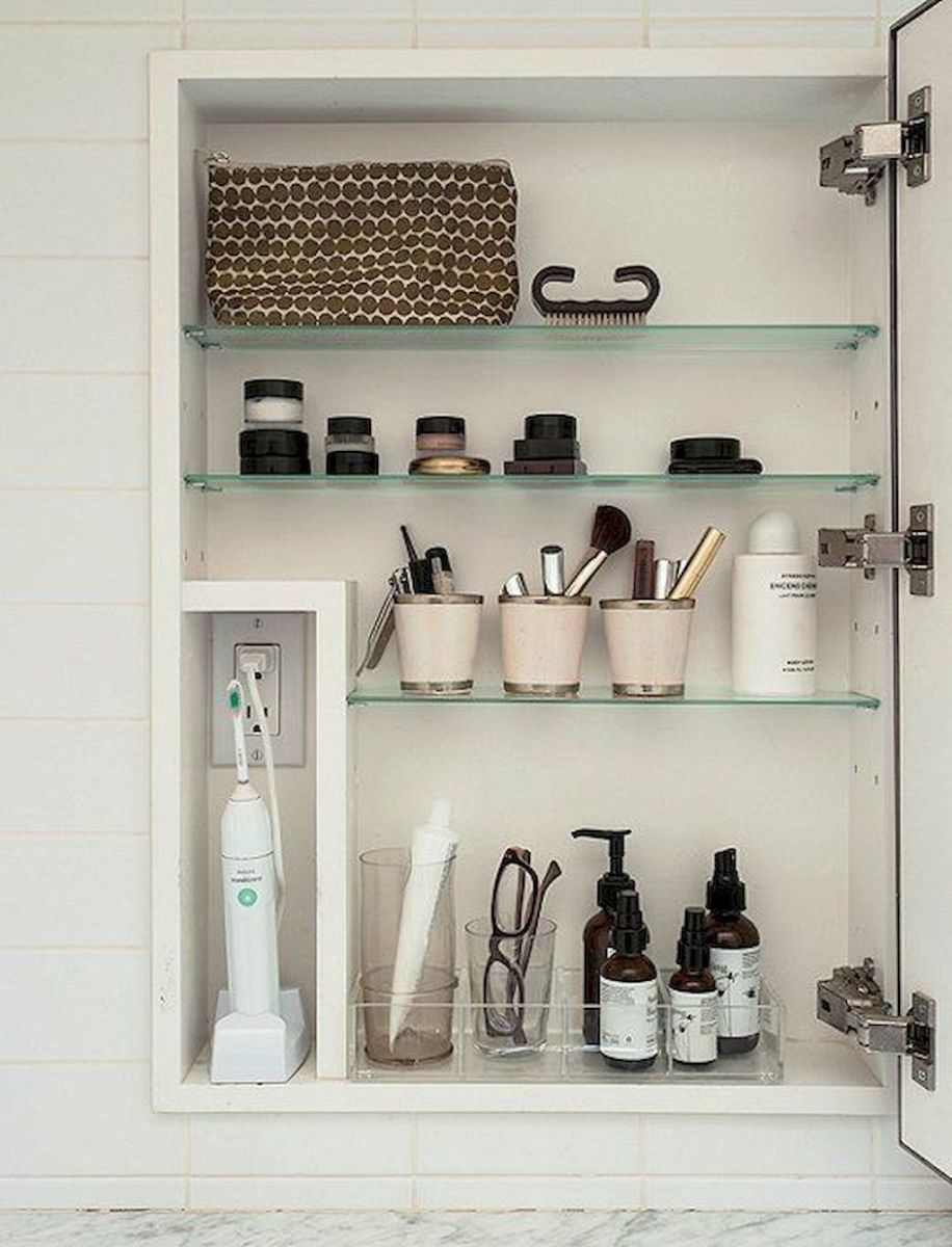 Small bathroom organization Ideas that will add more spaces during relaxation Part 41