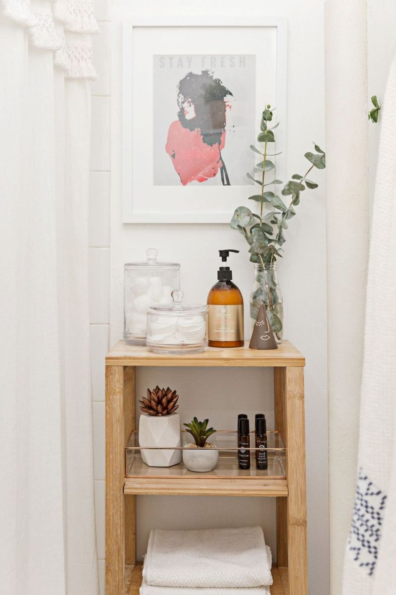 Small bathroom organization Ideas that will add more spaces during relaxation Part 42