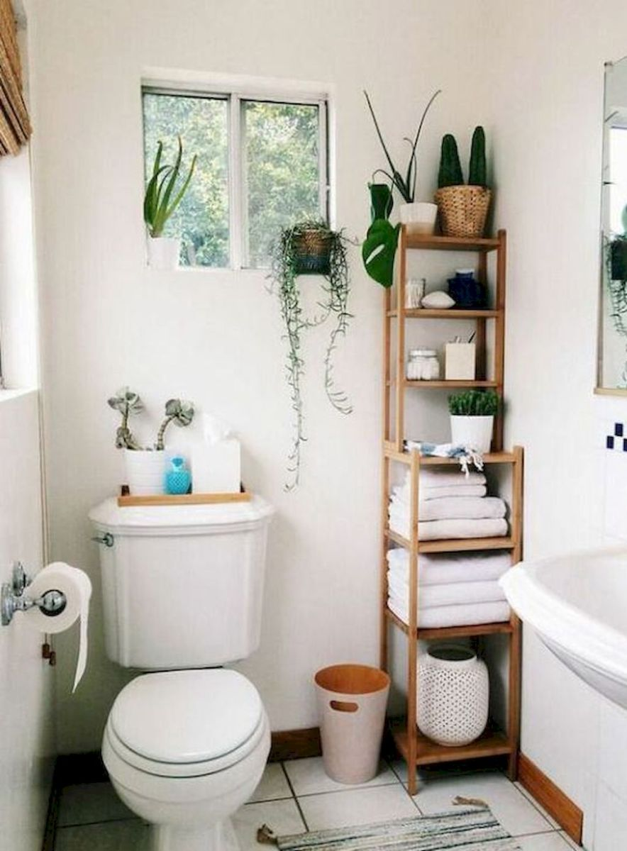 Small bathroom organization Ideas that will add more spaces during relaxation Part 52