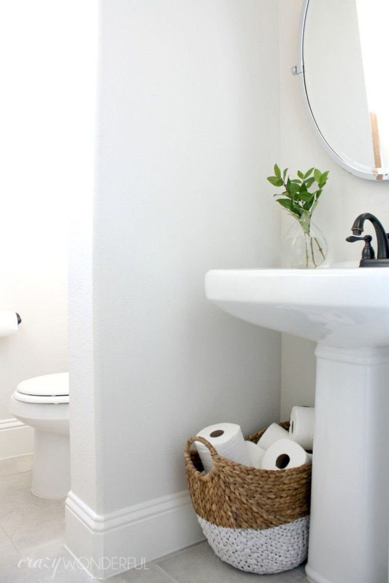 Small bathroom organization Ideas that will add more spaces during relaxation Part 62