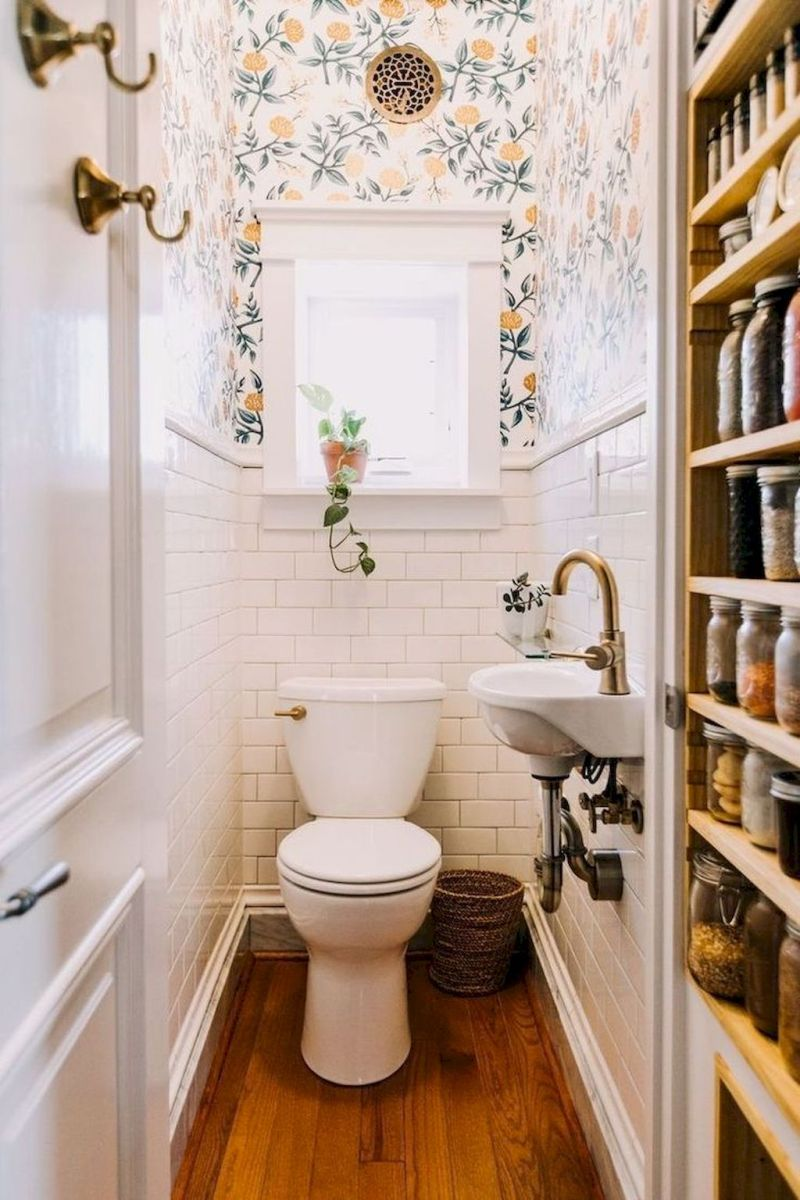 Small bathroom organization Ideas that will add more spaces during relaxation Part 9
