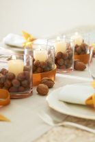 Thanksgiving Celebration Dining Table Centerpieces Idea Part 10