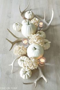 Thanksgiving Celebration Dining Table Centerpieces Idea Part 7