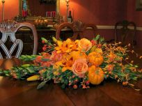 Thanksgiving Floral Arrangement Ideas and Autumn Flowers Decoration Best Used for Thanksgiving centerpiece and Decorations Part 14