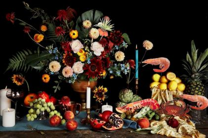 Thanksgiving Floral Arrangement Ideas and Autumn Flowers Decoration Best Used for Thanksgiving centerpiece and Decorations Part 23